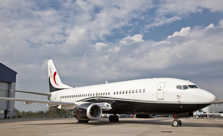 Boeing 737  StarJets