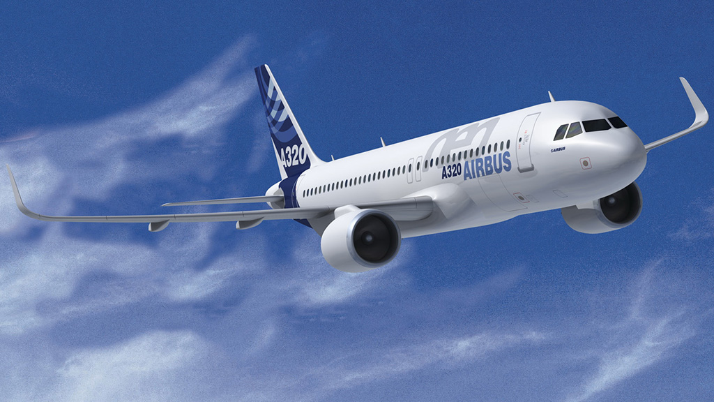 Airbus A320 21 Starjets