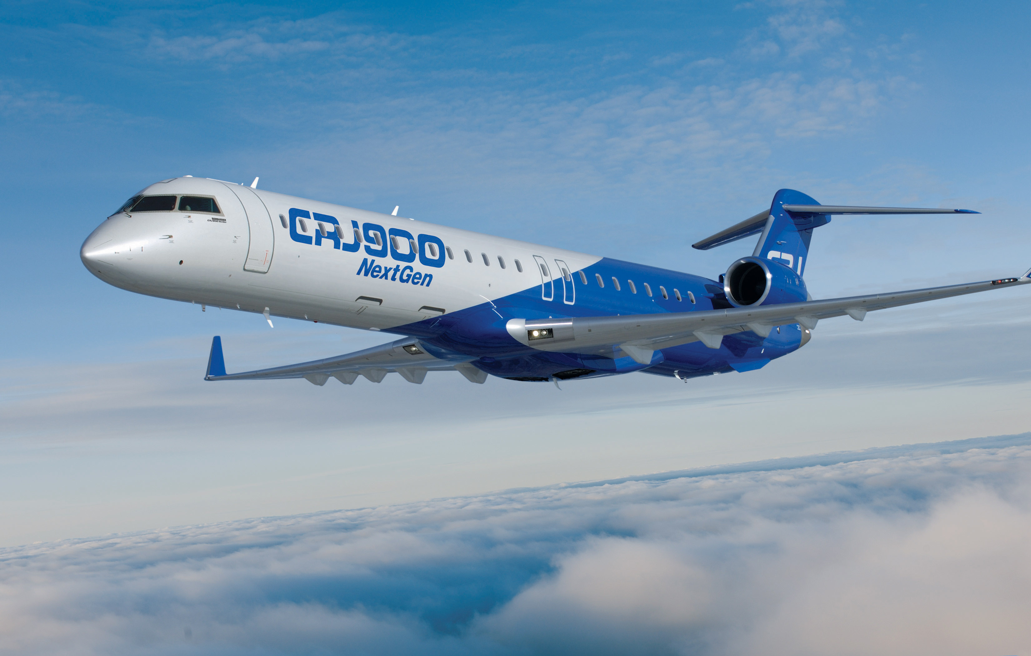 Bombardier Crj 900 Starjets