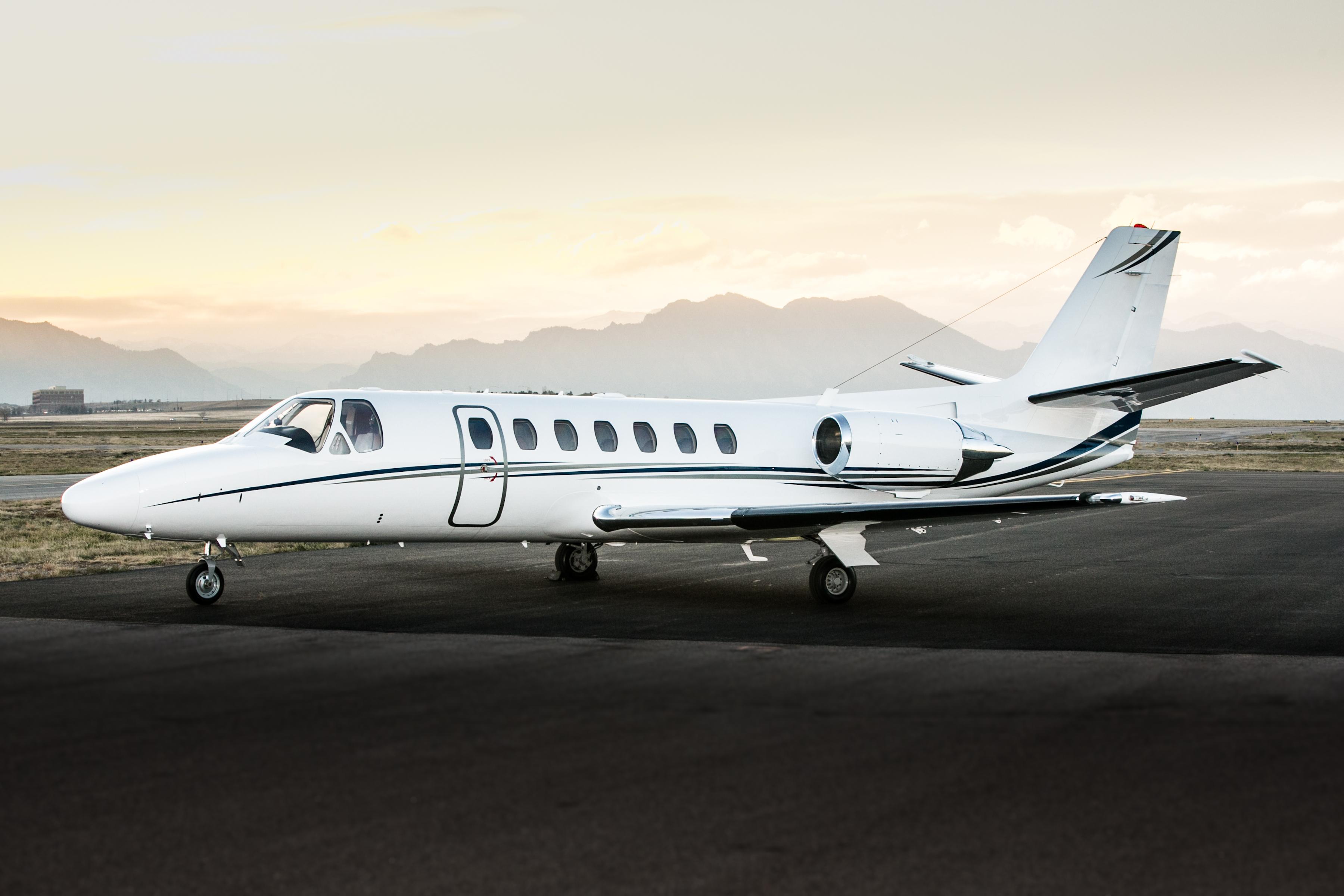 Cessna Citation Bravo Starjets