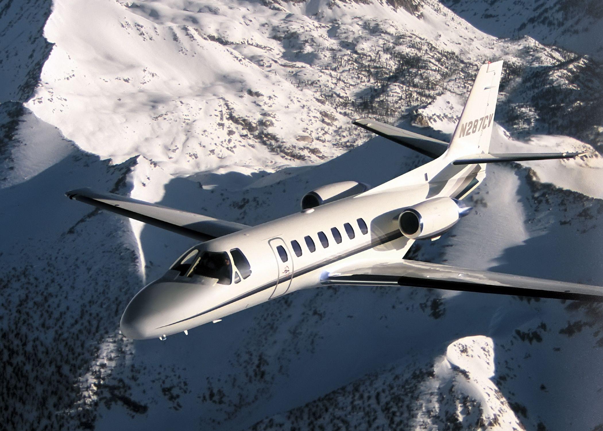 Cessna Citation Cj3 Starjets