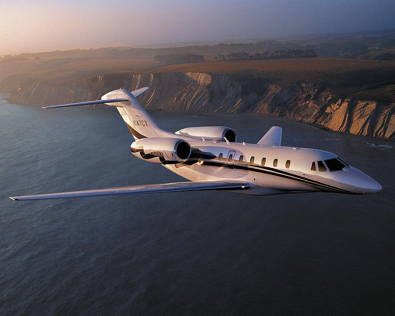 Cessna Citation X Starjets