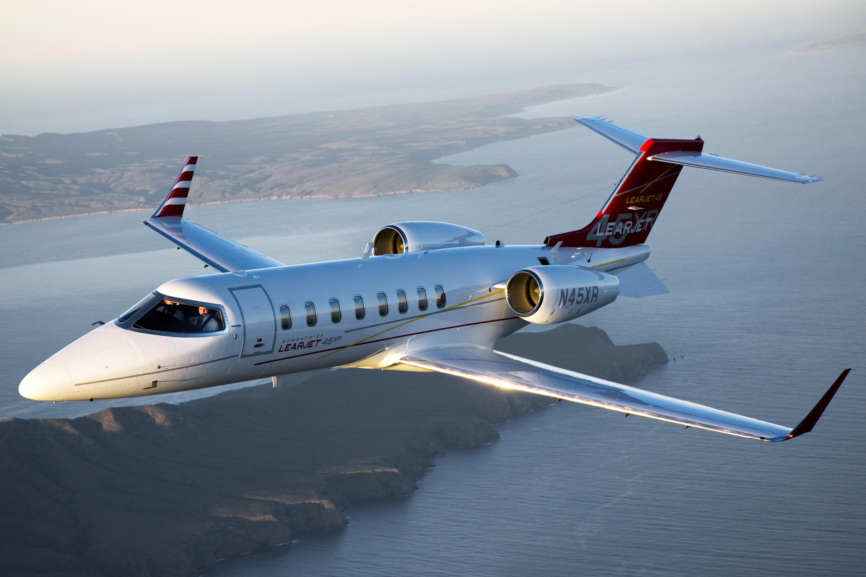 36 Gas Range >> Bombardier Learjet 45 45X | StarJets