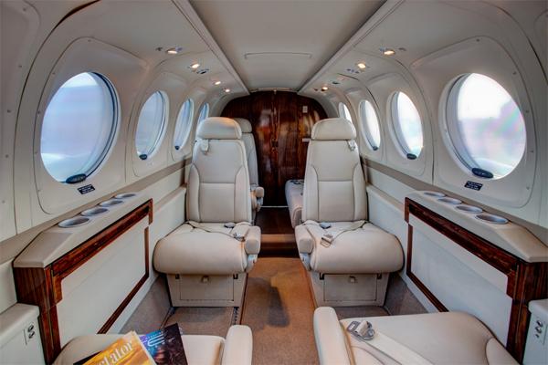 Beechcraft King Air 200 250 Starjets