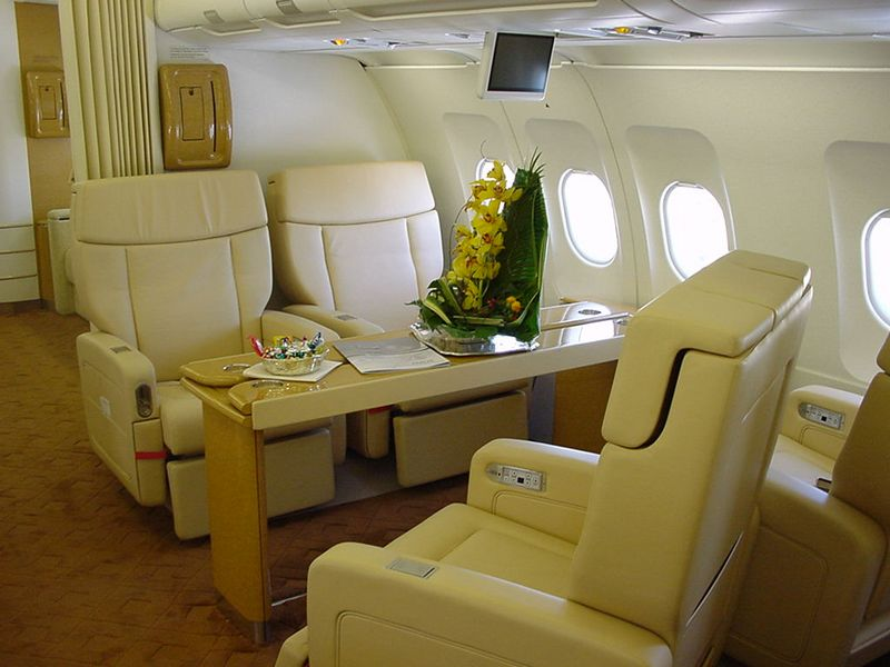 Airbus A319 CJ | StarJets